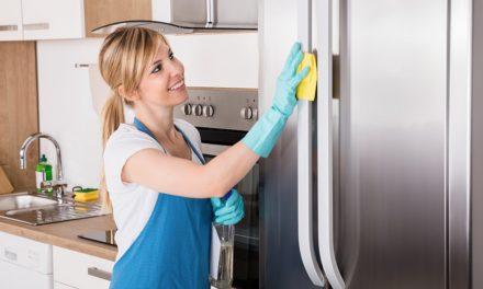 Kako se lotiti čiščenja kuhinje?