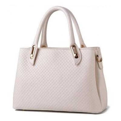 Modna torbica Denver (bela)