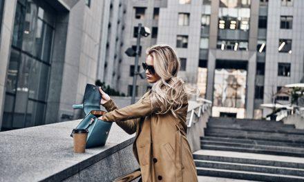 Modne torbice so nadgradnja modne garderobe