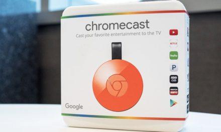 Google Chromecast – enostaven za uporabo