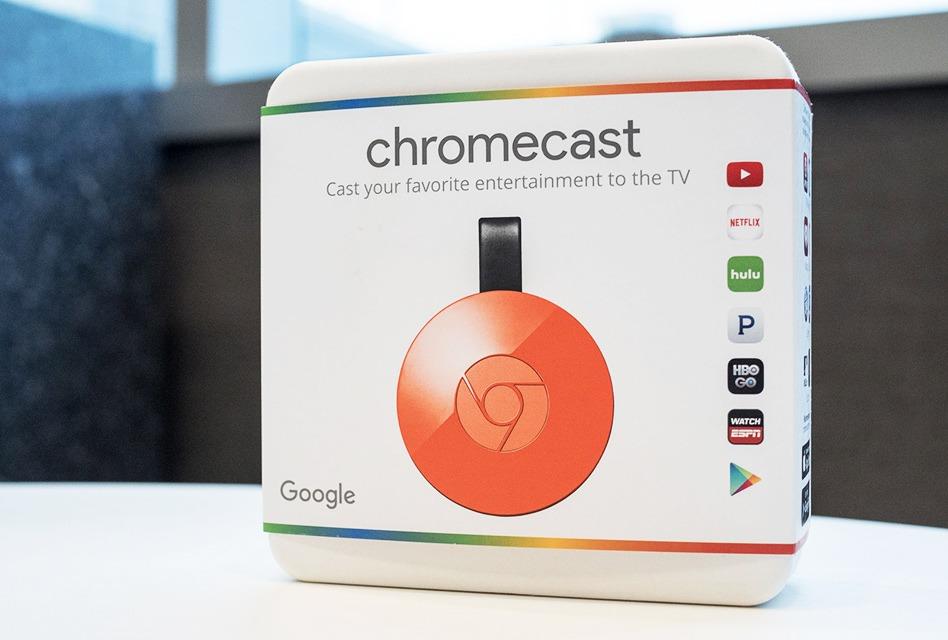 Chromecast – enostaven za uporabo
