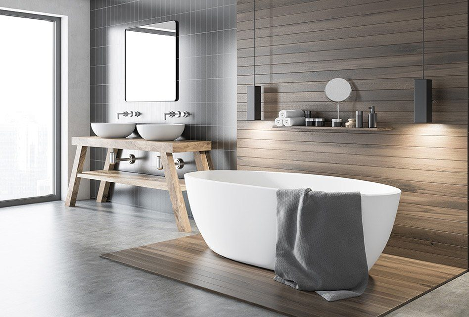 Ideje za kopalniško pohištvo in dodatke