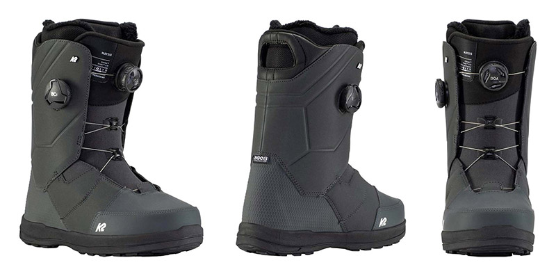 Čevlji za deskanje na snegu K2 Maysis