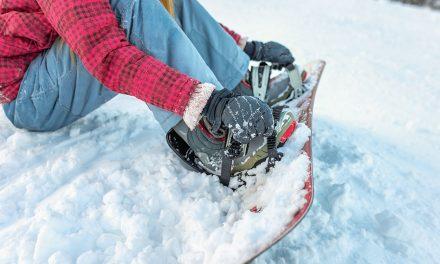 Ko pride čas za nakup snowboard čevljev …